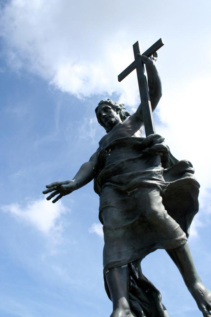 statua del redentore (nuoro) di quartodiluna