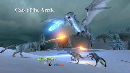 Cats of the Arctic screenshot 2