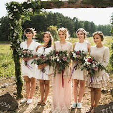 Wedding photographer Olga Kokova (olenkakokova). Photo of 13.08.2016