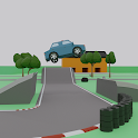 Low Poly Racing icon