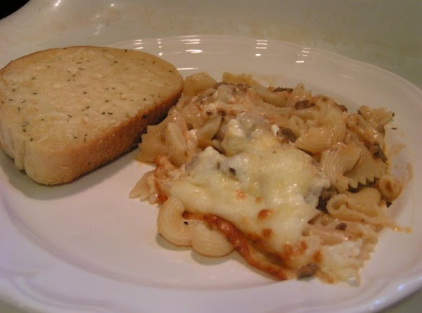 Cheese And Pasta In A Pot - Dee Dee's Recipe