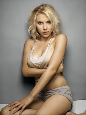 Scarlett Johansson super sexy photos