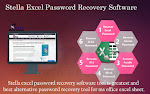 Stella free Excel Password Recovery Online Software