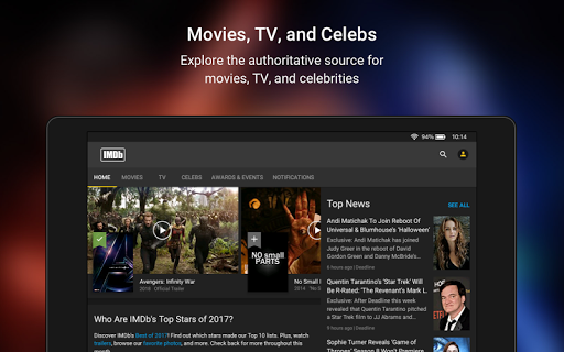 IMDb Movies & TV 7.4.1.107410100 screenshots 14