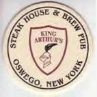 Logo for King Arthur's Steakhouse And Brewery