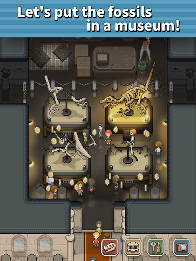 TAP! DIG! MY MUSEUM! 1.4.1 screenshots 5
