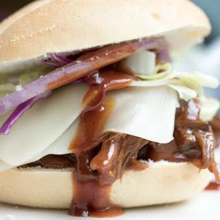 Slow Cooker BBQ Slider Sandwiches Recipe