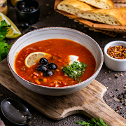 2. Solianka Soup