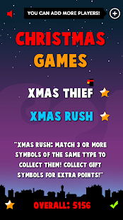 Christmas Games 2 in 1 Screenshot