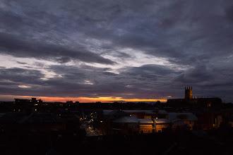 Photo: August 1st  (a glimpse of sun)