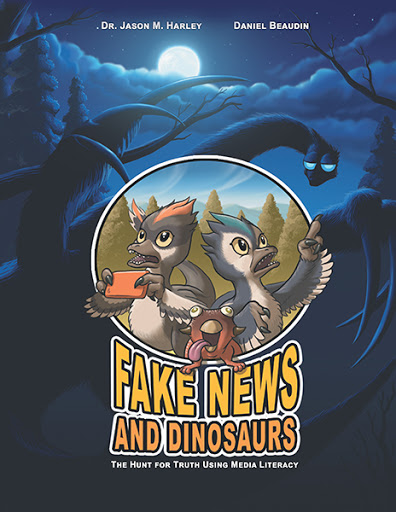 Fake News and Dinosaurs cover