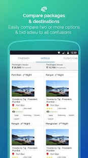 TravelTriangle - Holiday Travel & Tour Packages- screenshot thumbnail