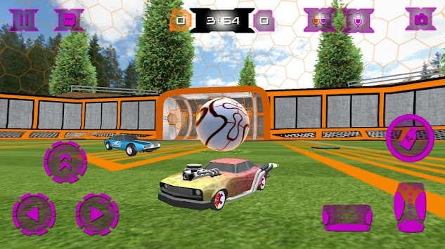 ⚽ Super RocketBall - Online Multiplayer League