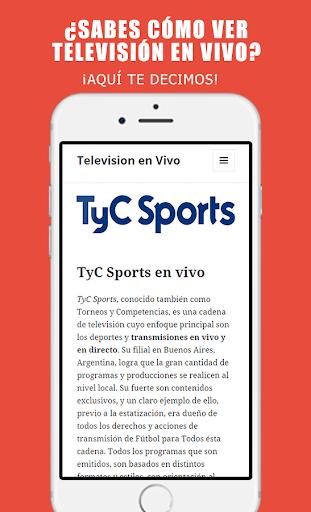 Televisión en línea gratis