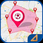 GPS Area Measurement Tool