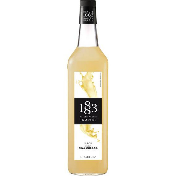1883 PINA COLADA SYRUP 1L by Trendy ProAsia
