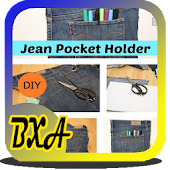 DIY Recycled Jeans Ideas