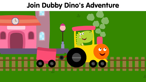 Dinosaur Train - Riding Games For Kids & Toddlers