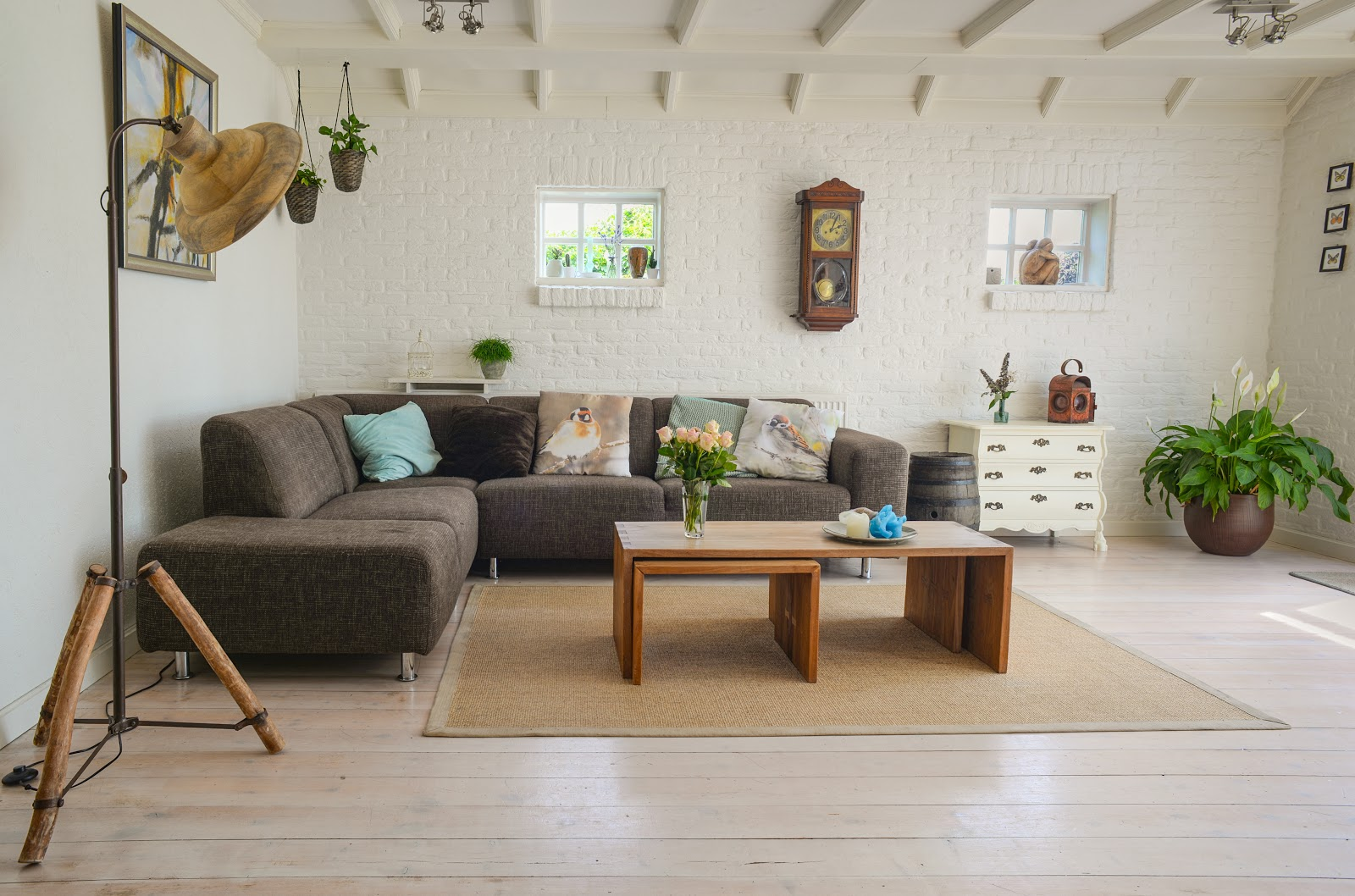 open concept living room Remodeling Projects That Add Value