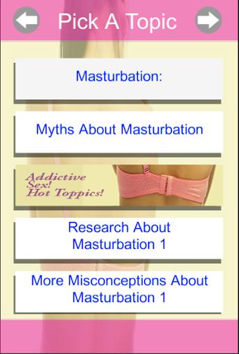 Addictive Sex Hand-Practice