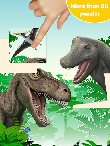 Dino Puzzles android2mod screenshots 3