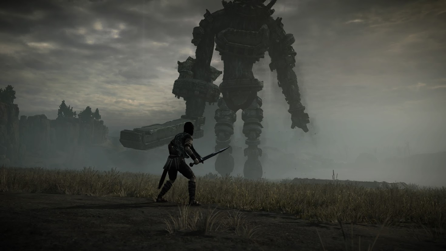 shadow of the colossus ps4 recenzja