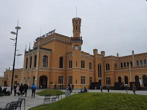 Photo: Breslau, Hauptbahnhof