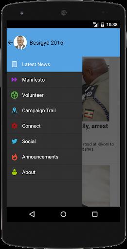Besigye 2016