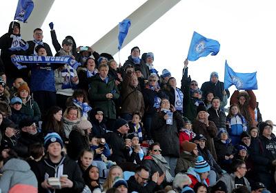 📷 Devant près de 7.000 supporters, Chelsea s'adjuge un nouveau titre