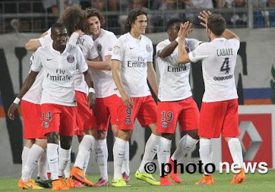 PSG is nog maar eens de beste; derde opeenvolgende titel is een feit!