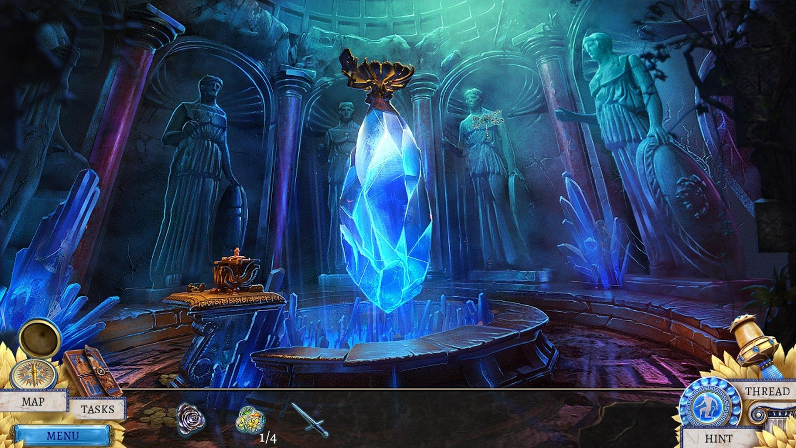 Endless Fables: The Minotaur's Curse- screenshot