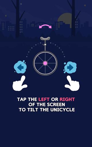 Unicycle Downhill screenshot 10