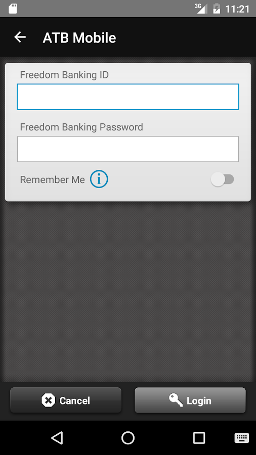 Citizens Bank Freedom Banking- screenshot