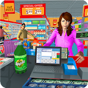 Game Supermarket Grocery Shopping Mall Family Game APK for Windows Phone