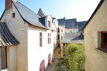 hôtel particulier à Baugé (49)