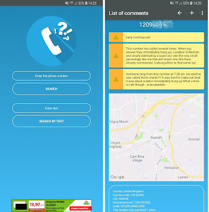 BEST Phone Number Search for UK - Who Called Me UK - Apps on Google Play
