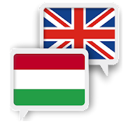App Icon for Hungarian English Translate App in Czech Republic Google Play Store