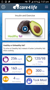 Care4life Diabetes- screenshot thumbnail