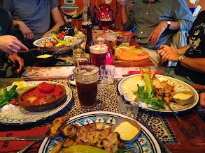 Photo: Dinner at Bazaar
