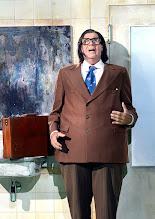 Photo: WIEN/ BURGTHEATER: DER REVISOR von Nikolaj Gogol. Premiere am 4.9.2015. Inszenierung: Alvis Hermanis. Franz Csencsits. Copyright: Barbara Zeininger