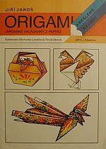 Photo: Origami, japonské skládanky z papíru - Janoš Jirí SNTL/Albatros, Praha 1991 paperback 32 pp ISBN 8003006376