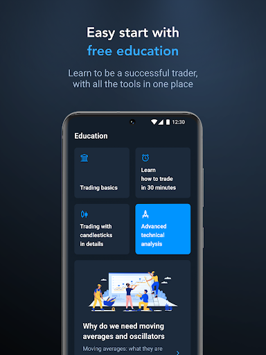 Olymp Trade – Online Trading App screenshot 17