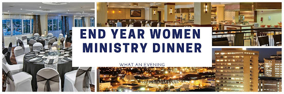 END YEAR WOMEN MINISTRY DINNER