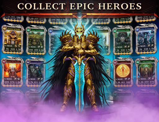 Legendary: Game of Heroes Screenshot