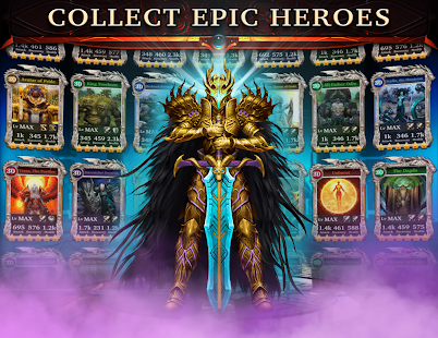 Legendary: Game of Heroes- screenshot thumbnail