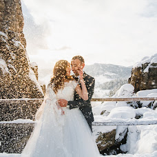 Wedding photographer Vladimir Garasimov (VHarasymiv). Photo of 27.01.2018