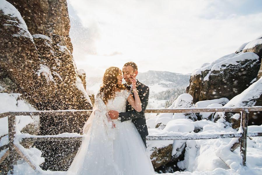 Wedding photographer Volodymyr Harasymiv (VHarasymiv). Photo of 27.01.2018