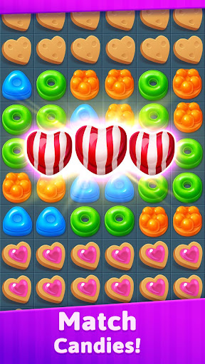 Candy Smash Mania 8.7.5009 screenshots 4