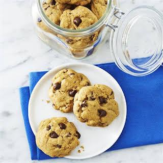 Gluten Free* Chocolate Chip Cookies.