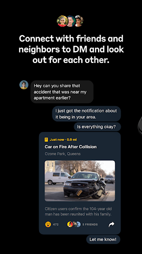Citizen: Connect on the Most Powerful Safety App screenshots 3